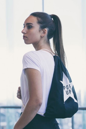 Black Bougie Backpack