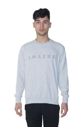 Grey Steven Sweater