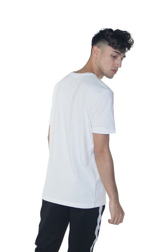 White Tommy Tee